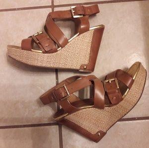 Audrey Brooke/ Wedge Heels